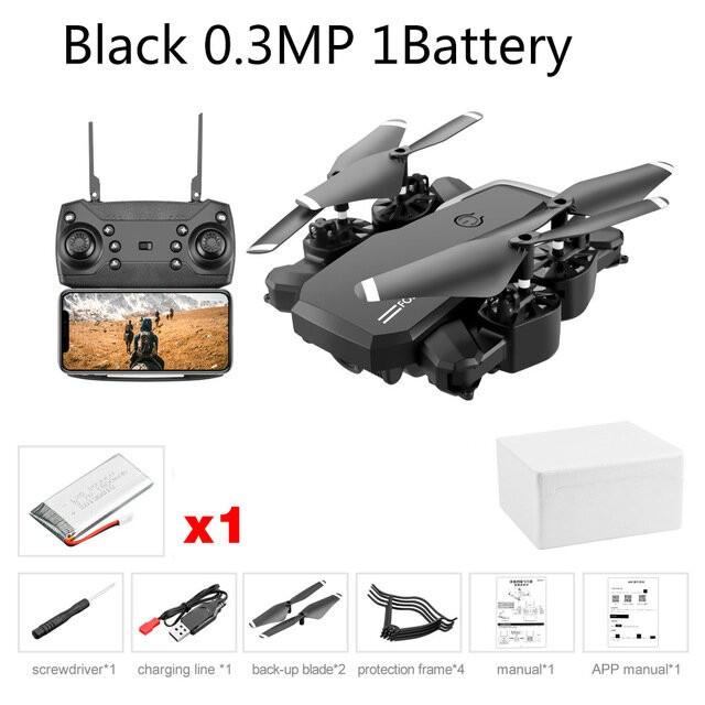 Black 0.3MP 1B
