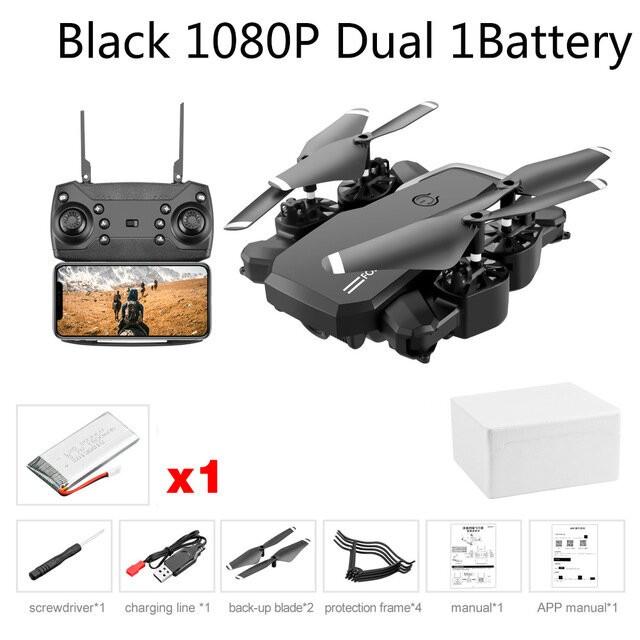 Black 1080P Dual 1B