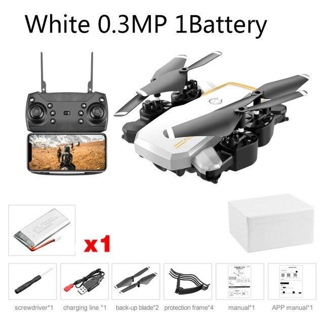 White 0.3MP 1B