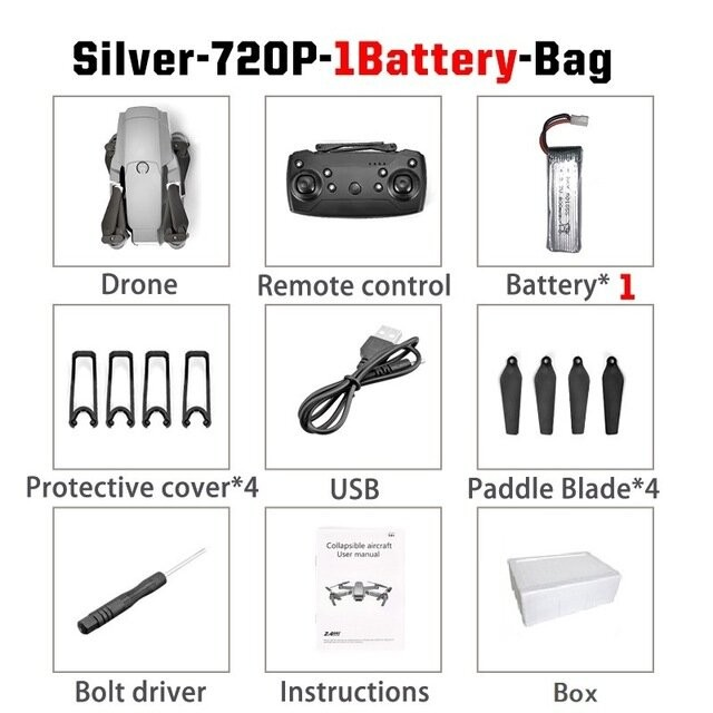 Sliver 720P 1B Box