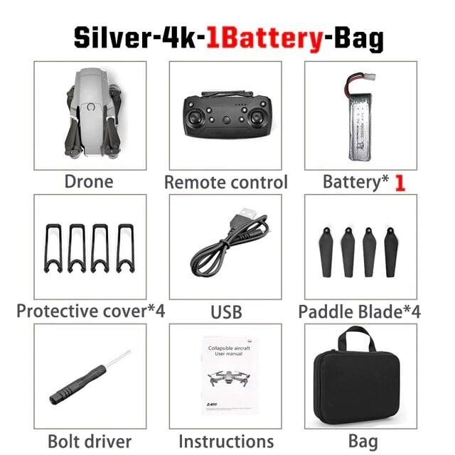 Sliver 4K 1B Bag