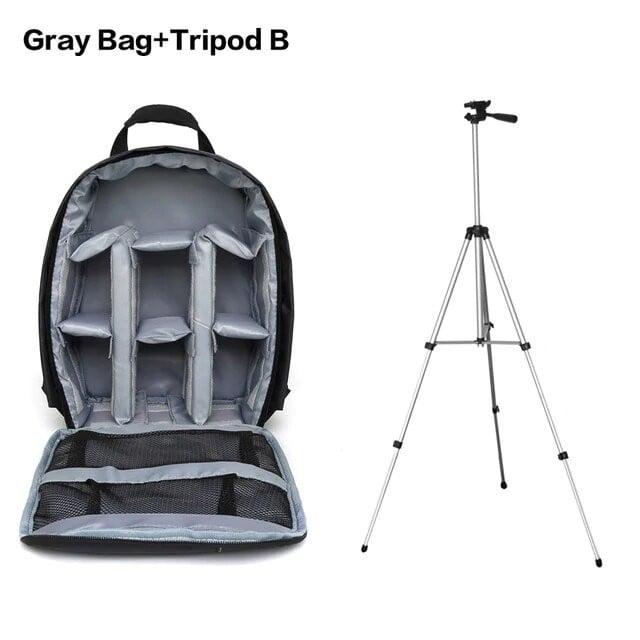 Gray Bag Tripod B