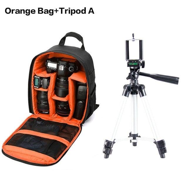 Orange Bag Tripod A