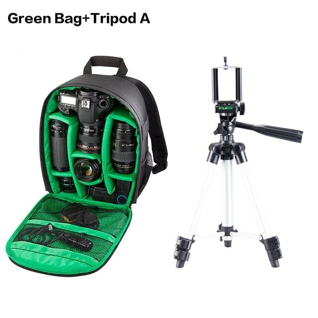 Green Bag Tripod A