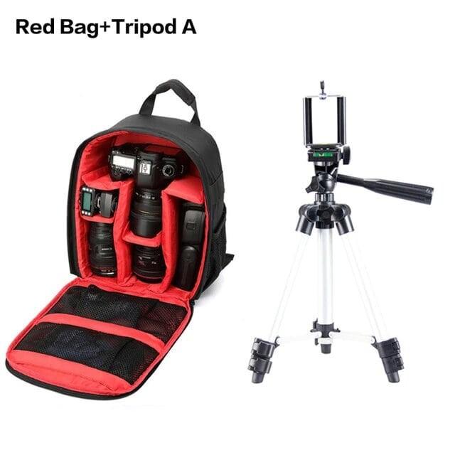 Red Bag Tripod A