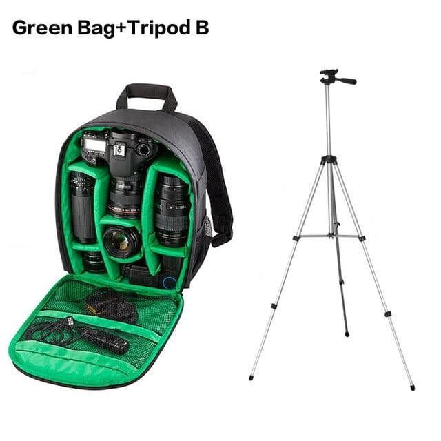 Green Bag Tripod B