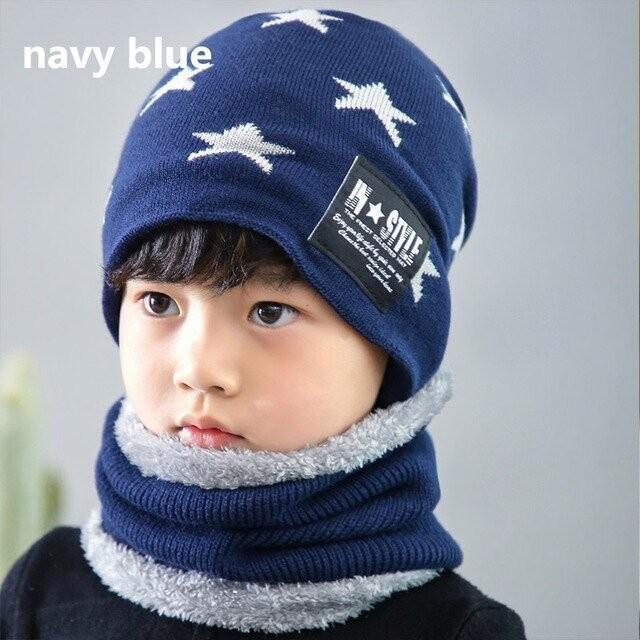 Star navy blue