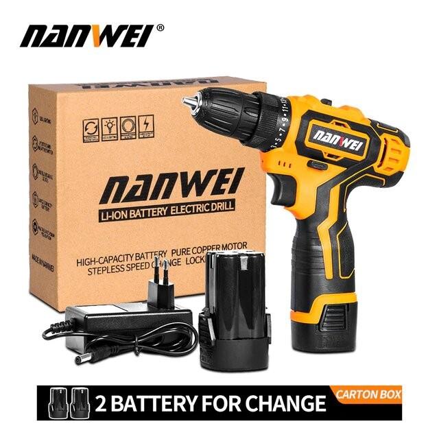18VF 6Ah 2 Batteries