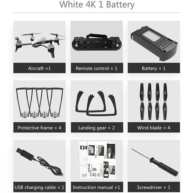 4k White 1B