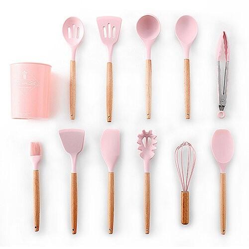 Pink 12pcs