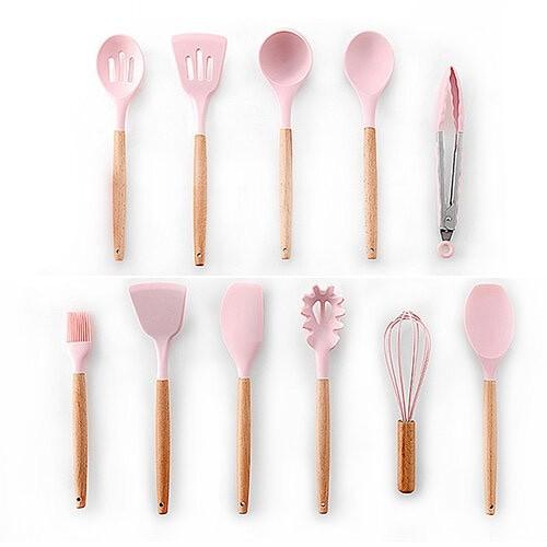 Pink 11pcs