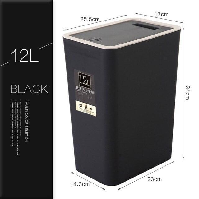 Black 12L