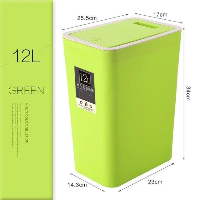Green 12L