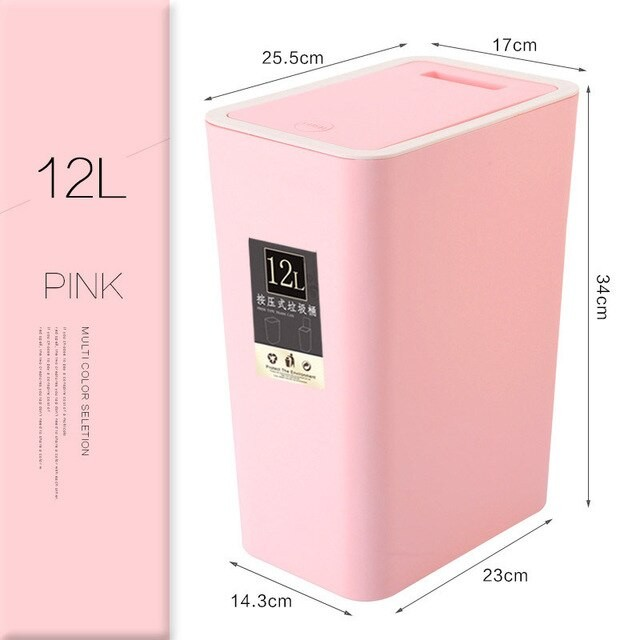 Pink 12L