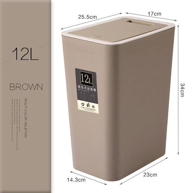 Brown 12L