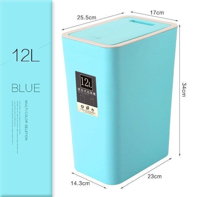 Blue 12L