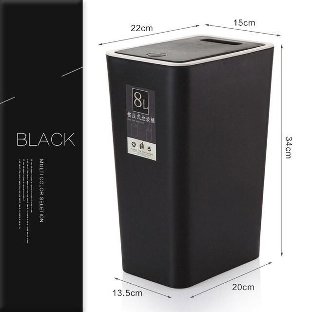 Black 8L