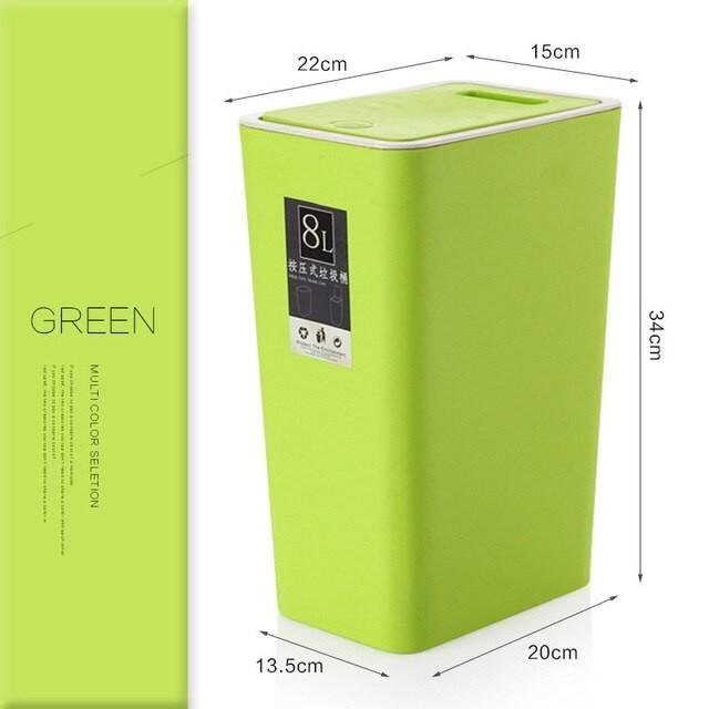 Green 8L