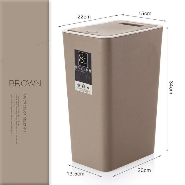 Brown 8L
