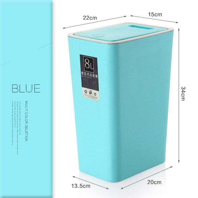 Blue 8L